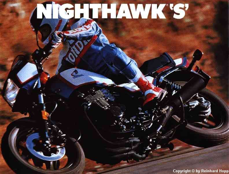 the american Nighthawk